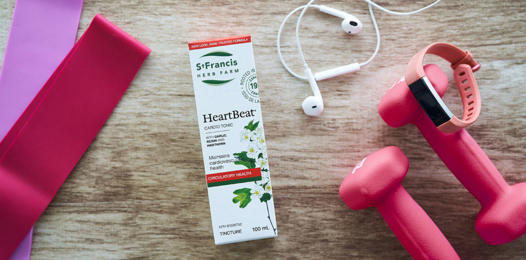HeartBeat by St Francis Herb Farm