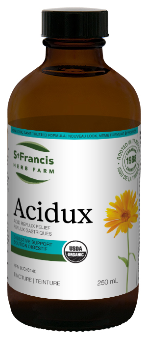 Acidux - By St. Francis Herb Farm