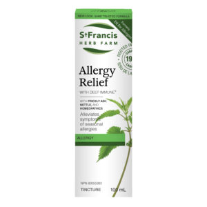Allergy Relief - By St. Francis Herb Farm