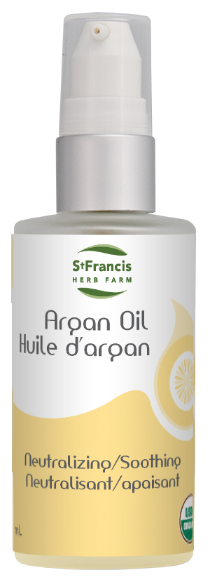 Argan Oil - By St. Francis Herb Farm
