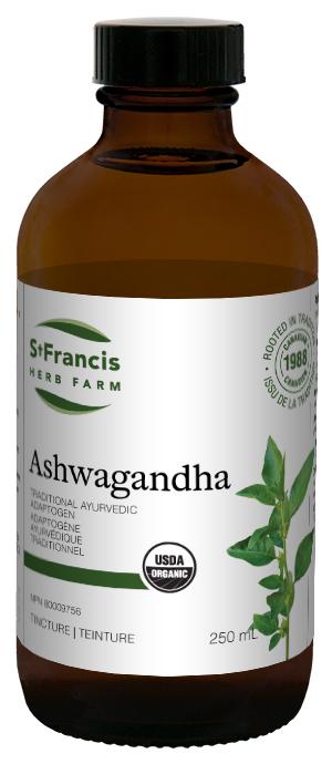 Ashwagandha - By St. Francis Herb Farm