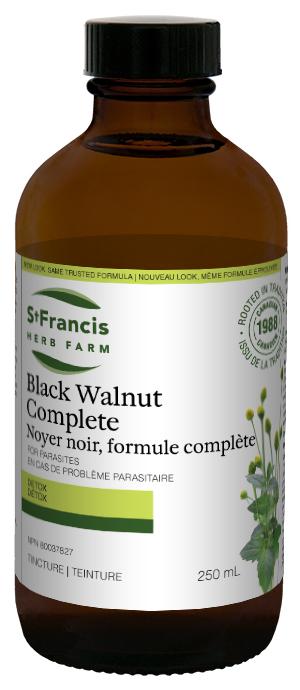 Black Walnut Complete - By St. Francis Herb Farm