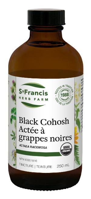 Black Cohosh - By St. Francis Herb Farm