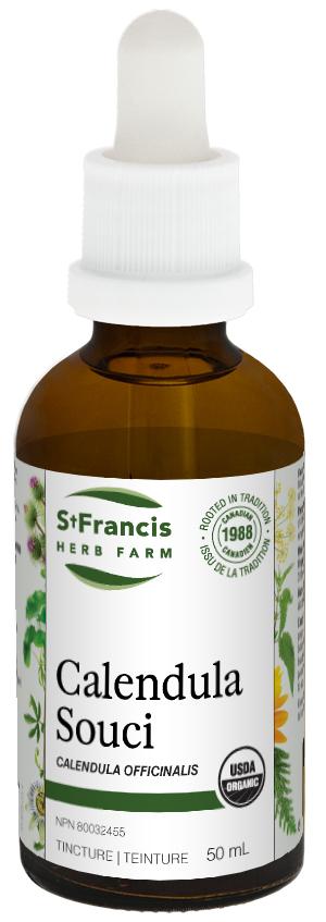 Calendula - By St. Francis Herb Farm