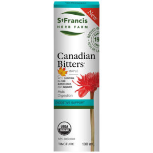 Canadian Bitters Maple - By St. Francis Herb Farm