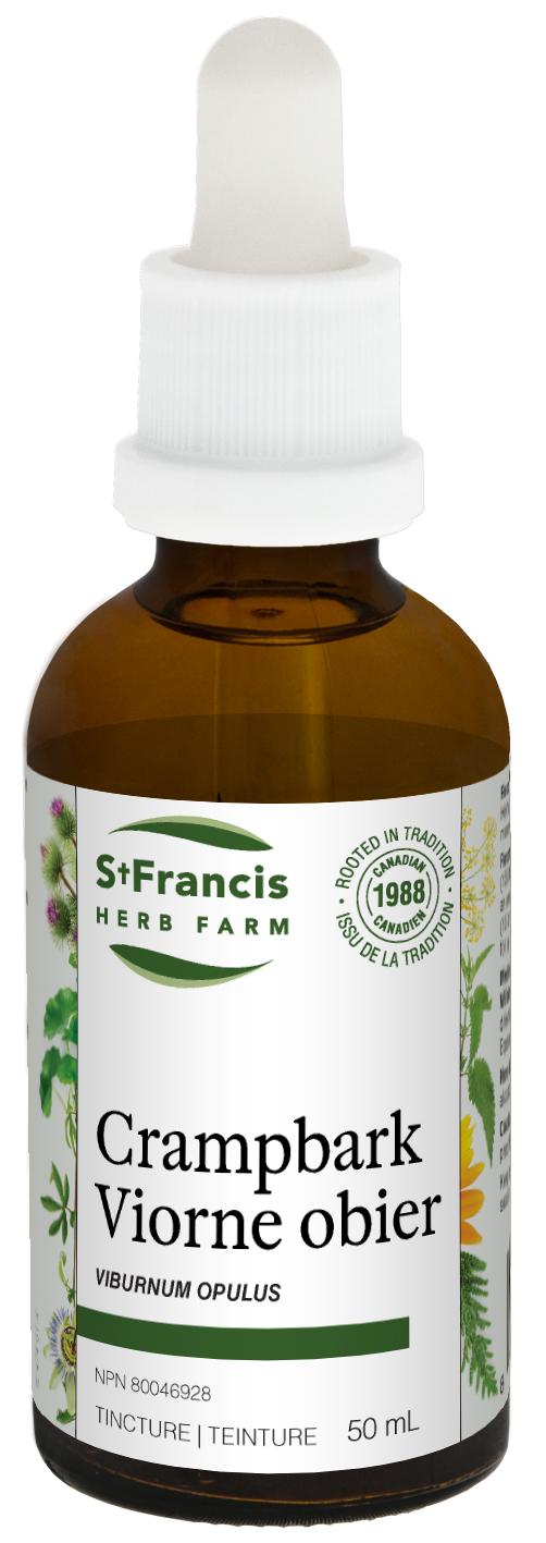 Crampbark - By St. Francis Herb Farm