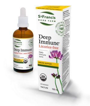 Deep Immune Licorice Free - By St. Francis Herb Farm