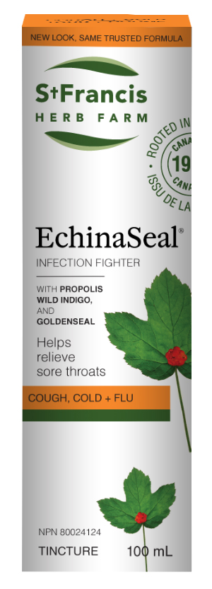 EchinaSeal - By St. Francis Herb Farm