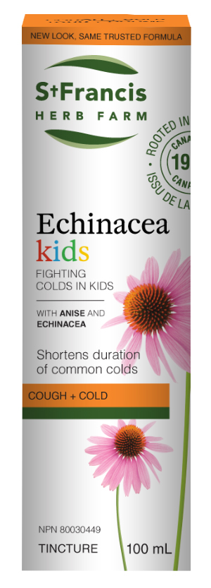Echinacea Kids - By St. Francis Herb Farm