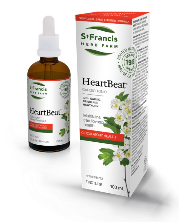 Heart Beat - By St. Francis Herb Farm
