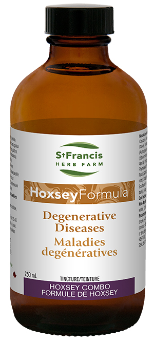 Hoxsey Formula - By St. Francis Herb Farm