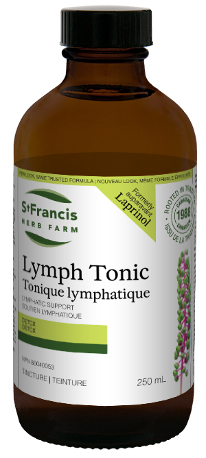 LymphTonic - By St. Francis Herb Farm