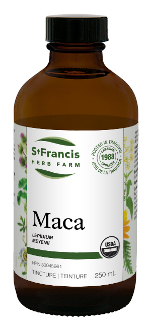 Maca - By St. Francis Herb Farm