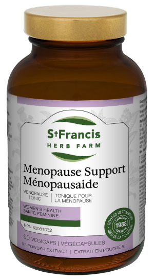 Menopause Support Capsules - By St. Francis Herb Farm
