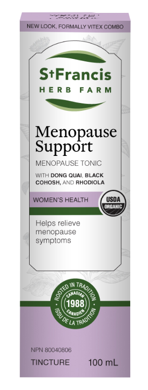 Menopause Support - By St. Francis Herb Farm