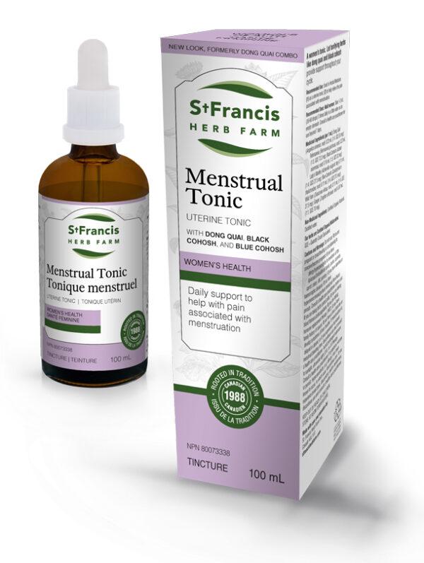 MenstrualTonic - By St. Francis Herb Farm