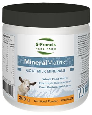 Mineral Matrix - By St. Francis Herb Farm