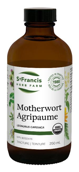 Motherwort - By St. Francis Herb Farm