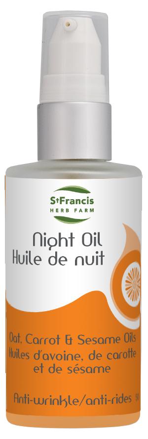 Night Oil - By St. Francis Herb Farm