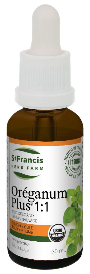 Oréganum 1:1 - By St. Francis Herb Farm