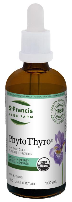 PhytoThyro - By St. Francis Herb Farm