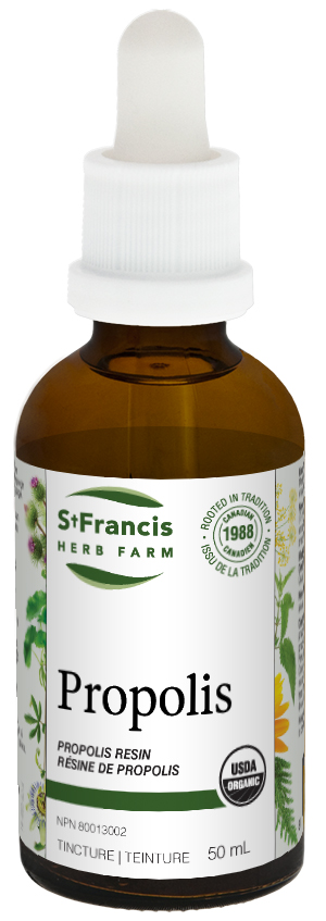 Propolis - By St. Francis Herb Farm