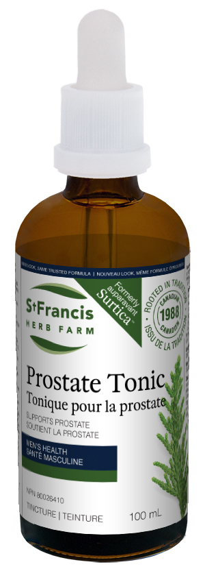 Prostate Tonic - By St. Francis Herb Farm