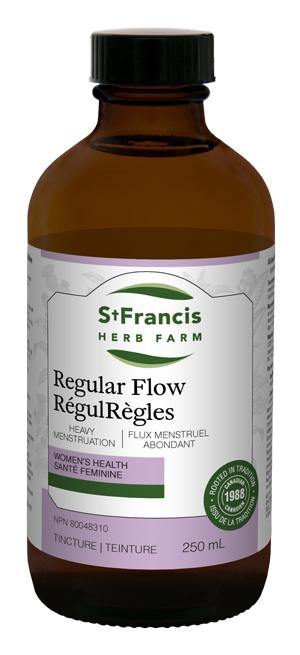 Regular Flow - By St. Francis Herb Farm