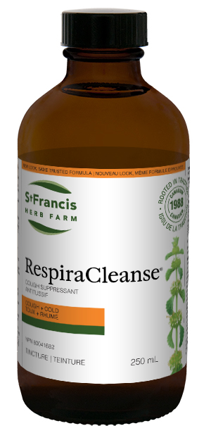 RespiraCleanse  - By St. Francis Herb Farm