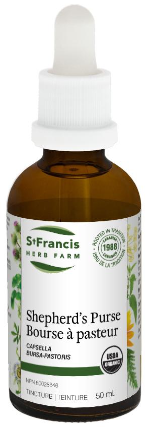 Shepherd's Purse - By St. Francis Herb Farm