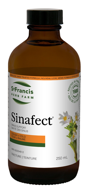 Sinafect  - By St. Francis Herb Farm