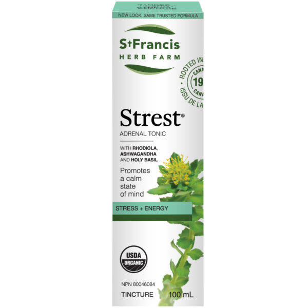 Strest - By St. Francis Herb Farm