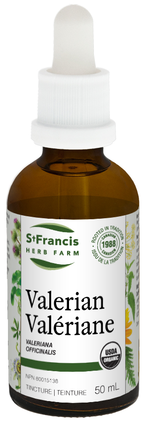 Valerian - By St. Francis Herb Farm