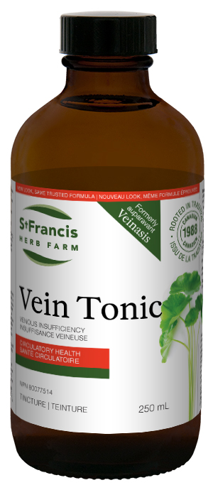Vein Tonic - By St. Francis Herb Farm