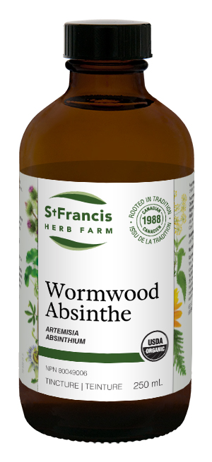 Wormwood - By St. Francis Herb Farm