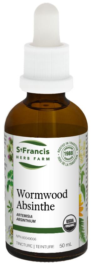 Wormwood - By St. Francis Herb Farm