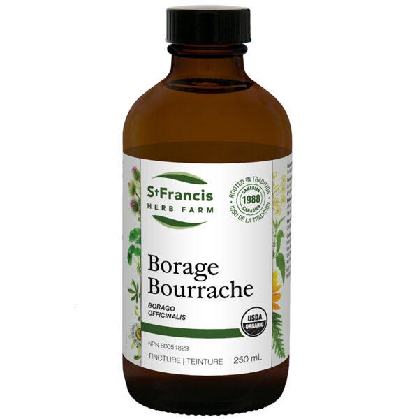 Borage - By St. Francis Herb Farm