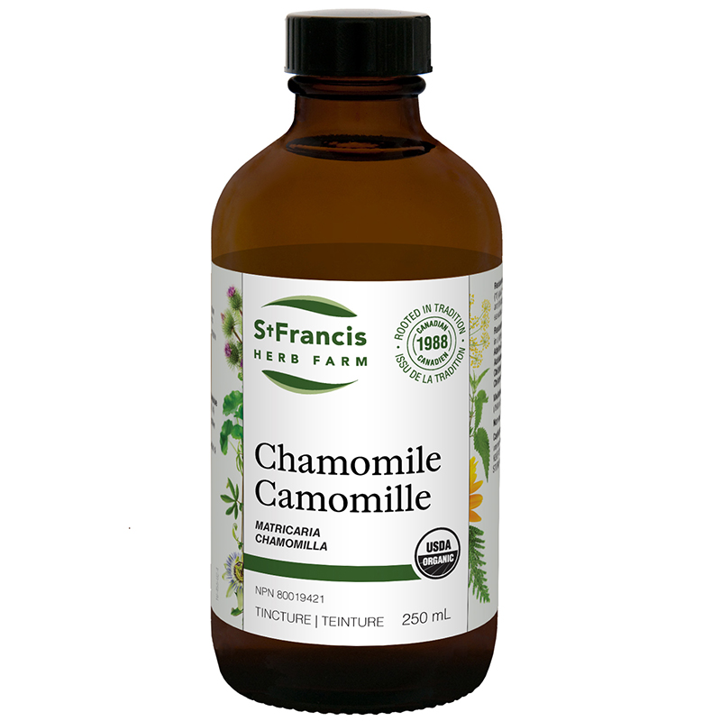 Chamomile - By St. Francis Herb Farm