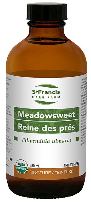 Meadowsweet by St Francis Herb Farm