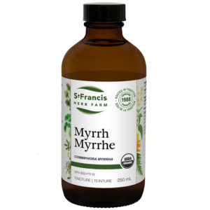 Myrrh - By St. Francis Herb Farm