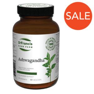 Ashwagandha Capsules on Sale