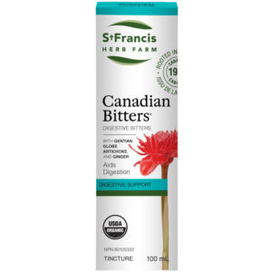Canadian Bitters - By St. Francis Herb Farm