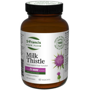Milk Thistle Capsules