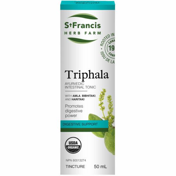 Triphala by St Francis Herb Farm