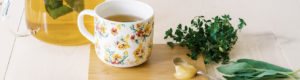 Breathe Easy with Herbal Tea