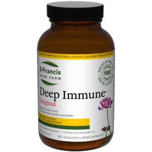 Deep Immune Capsules by St Francis Herb Farm