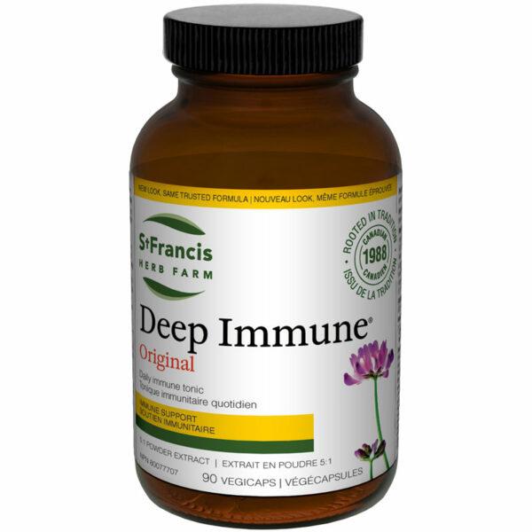 Deep Immune Capsules by St Francis Herb Farm