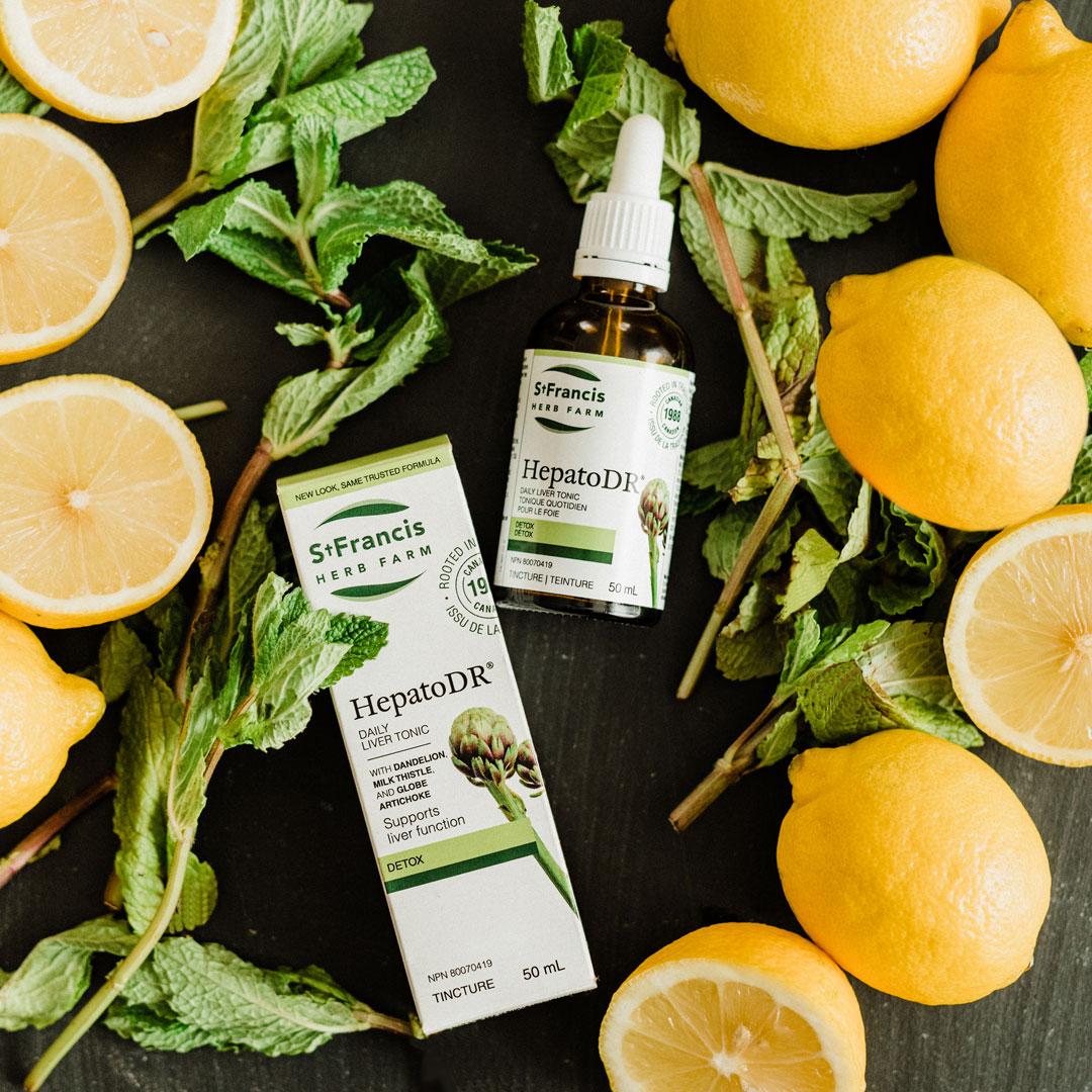 Healthy Detox with HepatoDR