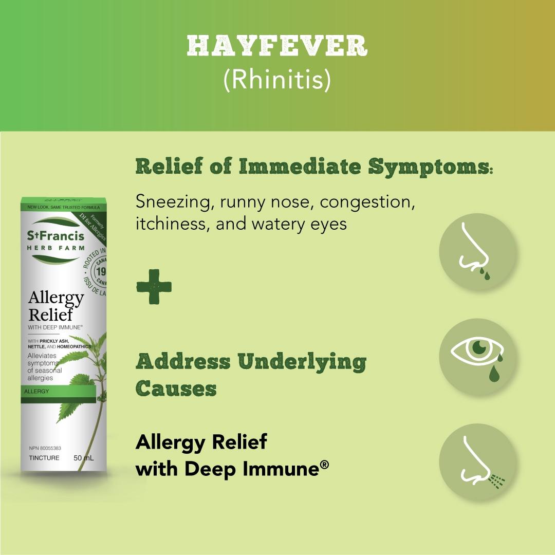 Hayfever Relief