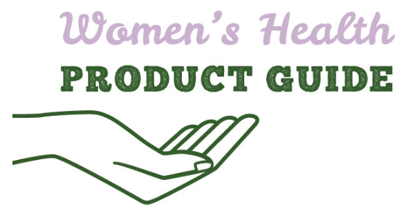 Women's Healh Product Guide